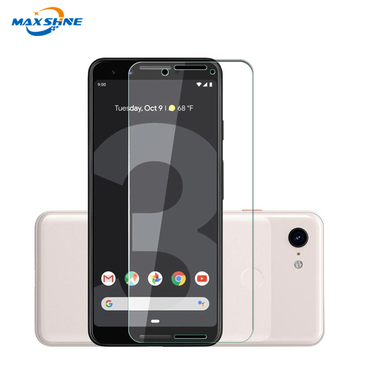 0.26mm 2.5D 9H Tempered Glass Screen Protector for Google Pixel 3/Pixel 3 Xl /3A/3A XL/3A LITE screen protect