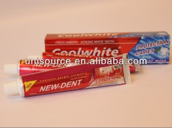 Calcium Carbonate Uses In Toothpaste