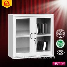 American style cigarette showcase sliding glass door file cabinet turkish office furniture