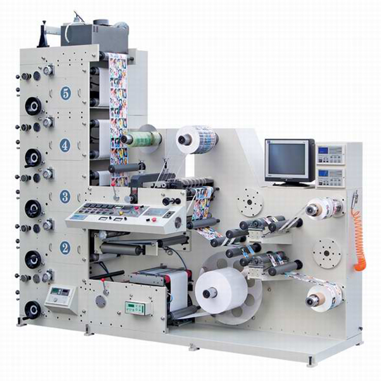 Manufacturers RY520C Full - automatic flexo Printer