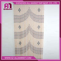 OEM lines Wooden Beaded Door Curtains HB-1