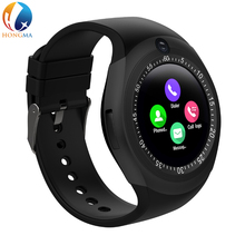 2017 Factory price sport smart watch,android smart watch phone with camera