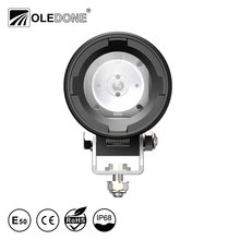 Oledone 10W fog light Round accessories car mini motorcycle LED work light