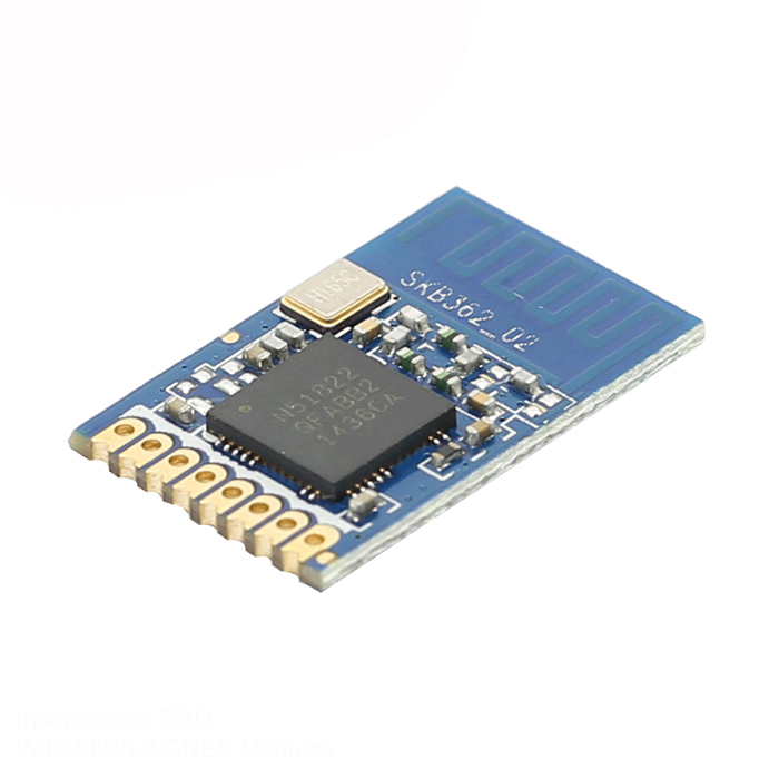 1Mbps small size gsm gps GFSK Modulation firmware nRF51822 bluetooth low energy button ibeacon module