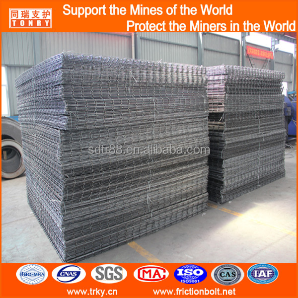 3.15mm Mining Use Welded Wire Mesh Sheet for Mining Ground Supporting Reinforcement AS/NZS4671:2001