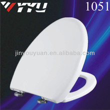 1051 european design quick release v shape seat cover for wc