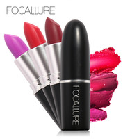2017 FOCALLURE Waterproof Batom Ladies Gift Cosmetic Pro Matte Lipstick Makeup Beauty For Women Pink Baby Lips Matt Balm