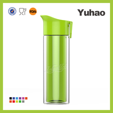 clear plastic bottles for drinks double wall mug
