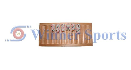 Wooden Chip Tray