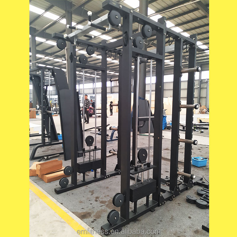 New arrival strength machine functional squat rack EM1057