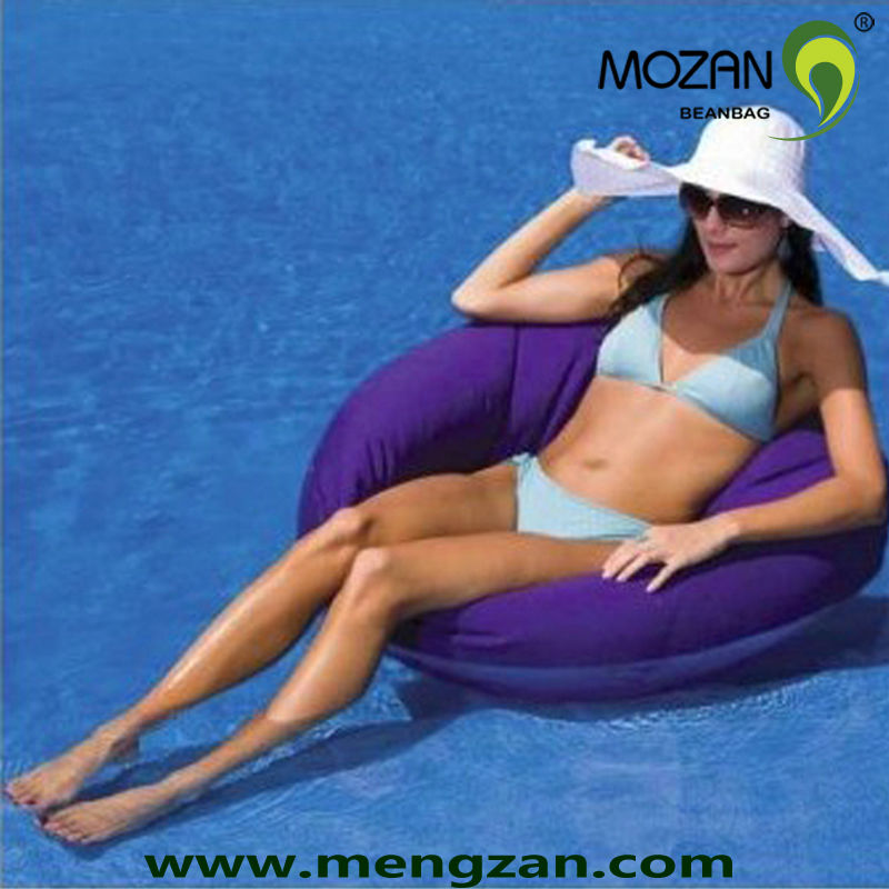 Pvc fabric for beach chair swimming pool chairs beanbag chair