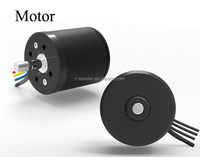 Patent DC brushless hall sensor skateboard motor especially for electric skateboards 1200w