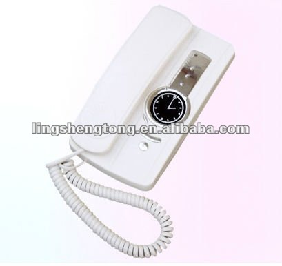 Basic Slim Corded Phone with Cheap OEM Factory Price