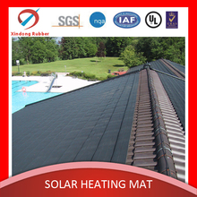 UV proof flexible pvc solar swimming pool heater
