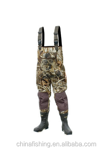 High praise for fishing wader china made neoprene wader
