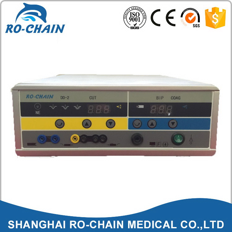 China supplier newly design surgical cautery unit