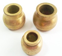 OEM oil impregnated sintered bushing and bearing for electric motors