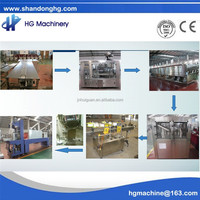 Fully Automatic 1000BPH Beer Filling Line
