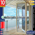 Aluminium Glass Folding Door for Residential And Hotel