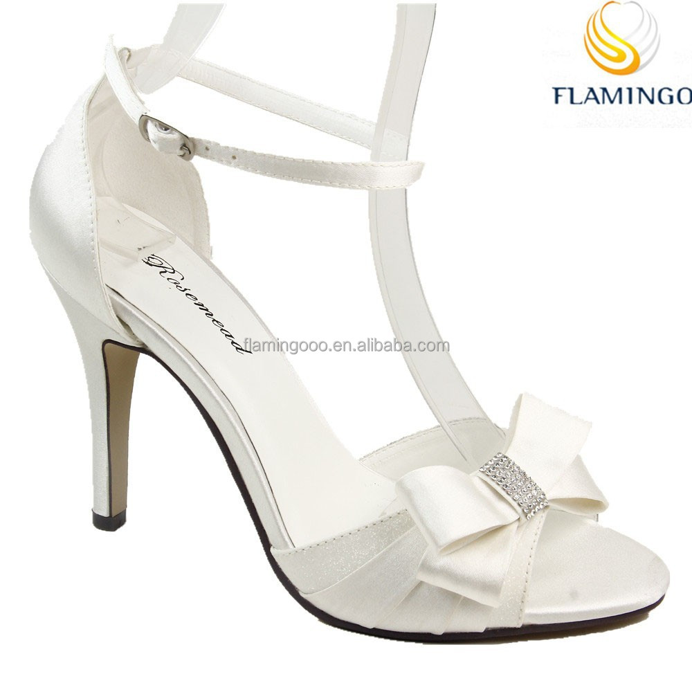 FLAMINGO 2015 LATEST OEM sex high heel model sandal lady high heel bridal fancy sandal