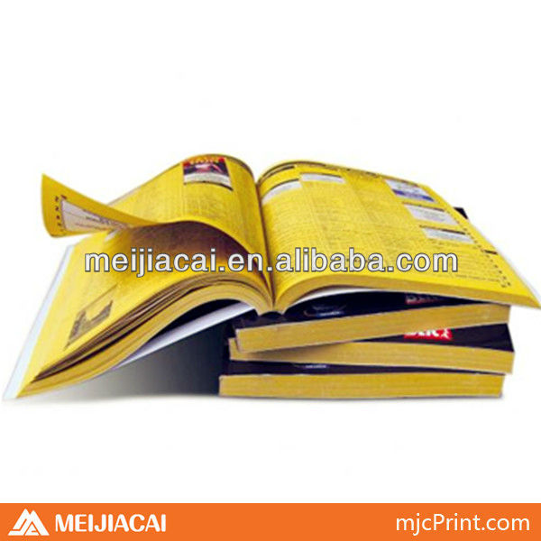 professional yellow pages printing