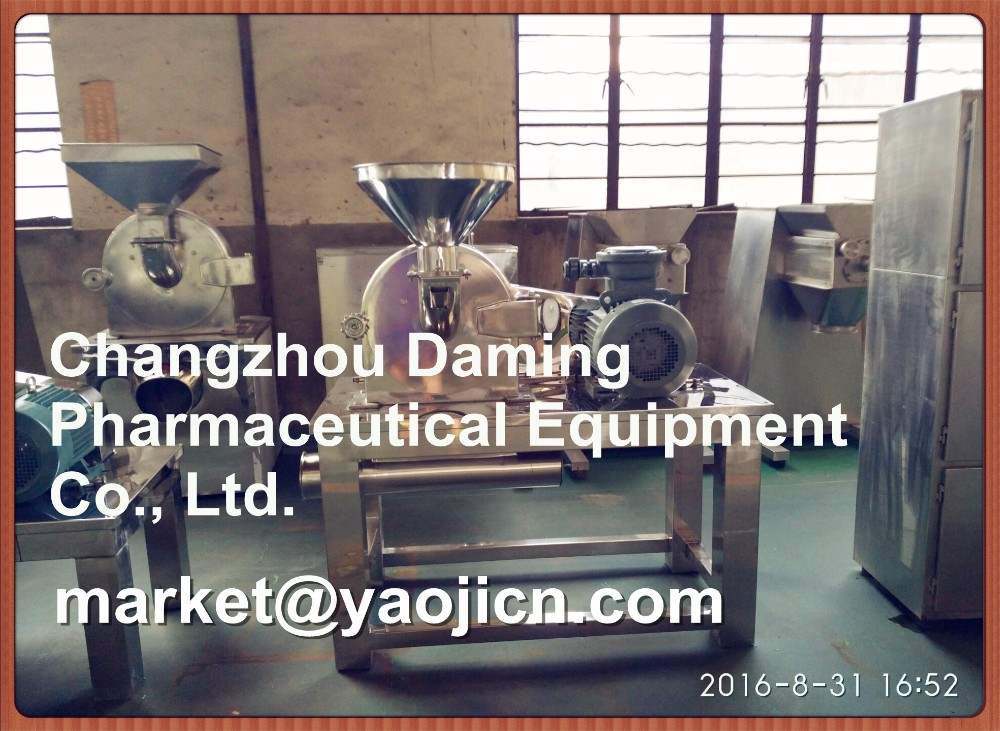 Industrial commercial corn grinder machine