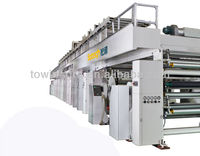 High Speed Rotogravure Printing Machine