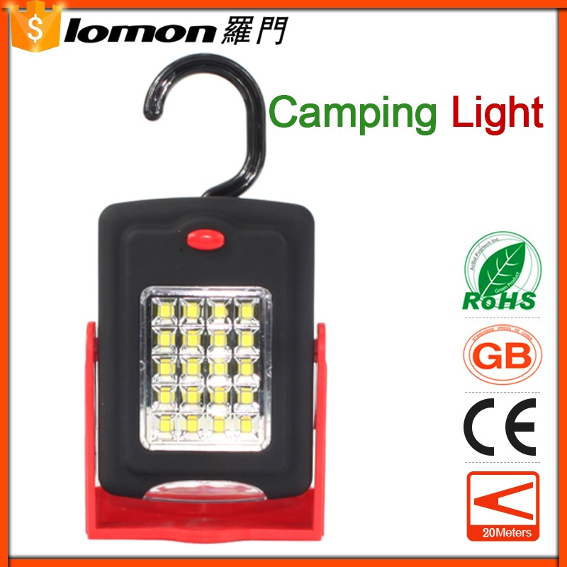 20+3 Led Outdoor Portable Cob Work Light Led
