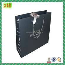 Customized Design High Level Lift Shopping Paper Bags with Colorful Logo Printed Reusable