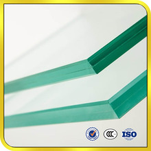 6.38mm8.38mm10.38mm12.38mm clear colored PVB laminated safety glass