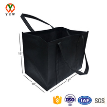 custom premium quality reusable super strong nylon tote shopping bag