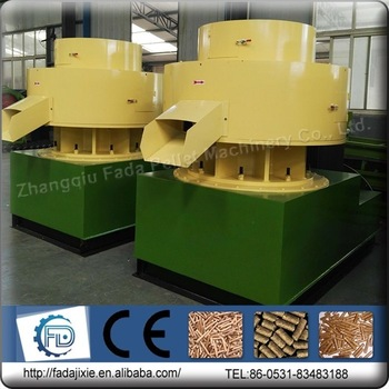 FD series FAda 55KW 0.8-1.2T/H straw pellet machine