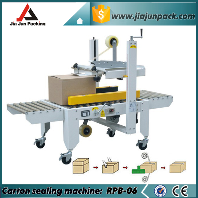 hot sale semi automatic case sealing machine with high quality and attactive price