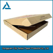 Wholesale pizza box cartons all dimensions and colors