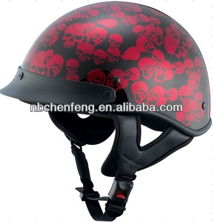 Cheap half face helmet