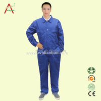 Cotton Pants Work Overalls For Woman