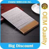 low price brand new folio stand leather case for lg g pad 8.0 v480