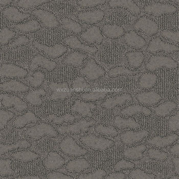 Wool wall to wall grey stone pattern hotel carpet buy for Wool carpeting wall to wall