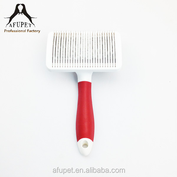 Eco-friendly wholesale pet handle tool for dryer with comb