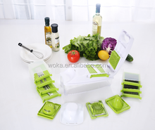 Plastic Multi vegetable Slicer and Grater as seen on Tv Multi function food processor
