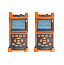 highly integrated OTDR TW2100E and Fusion Splicer TCW-605 for Fiber Optic Cable