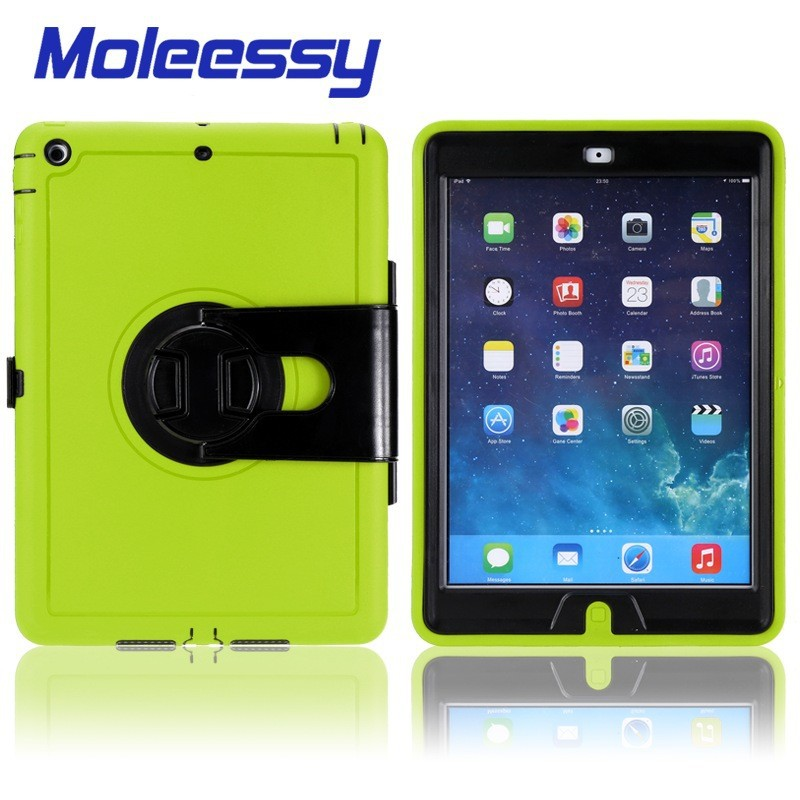 Luxury Popular And Colorful Unbreakable Waterproof Pretective Case for Ipad Air Case Covers For Apple Tablet