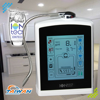 IT-588 iontech high quality water filter system kitchen equipment filter