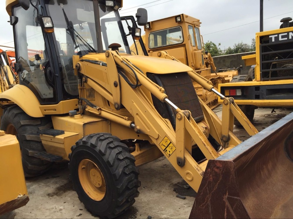 Used J_C_B 3cx backhoe cheap price on sale