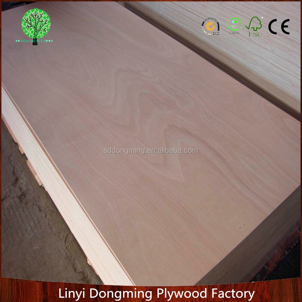 Hot Sale Okoume Faced 18mm Plywood Price in Hyderabad
