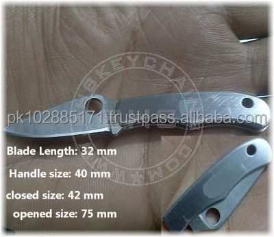 Stainless Steel Miniature Survival Knife