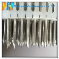 Stainless Steel Plastic Sheet Pallet Ring Nail
