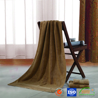 Premium Dobby Border Softtextile Cotton Bath Towel