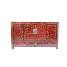 wholesale hand painted recycle wood chinese antique style furniture