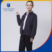 Formal fashion winter ladies and mens winter business jackets coats suit wear